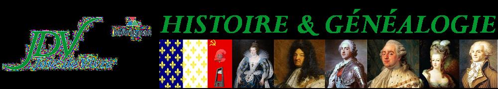 Histoire et Généalogie - Joie de vivre - Mérignac